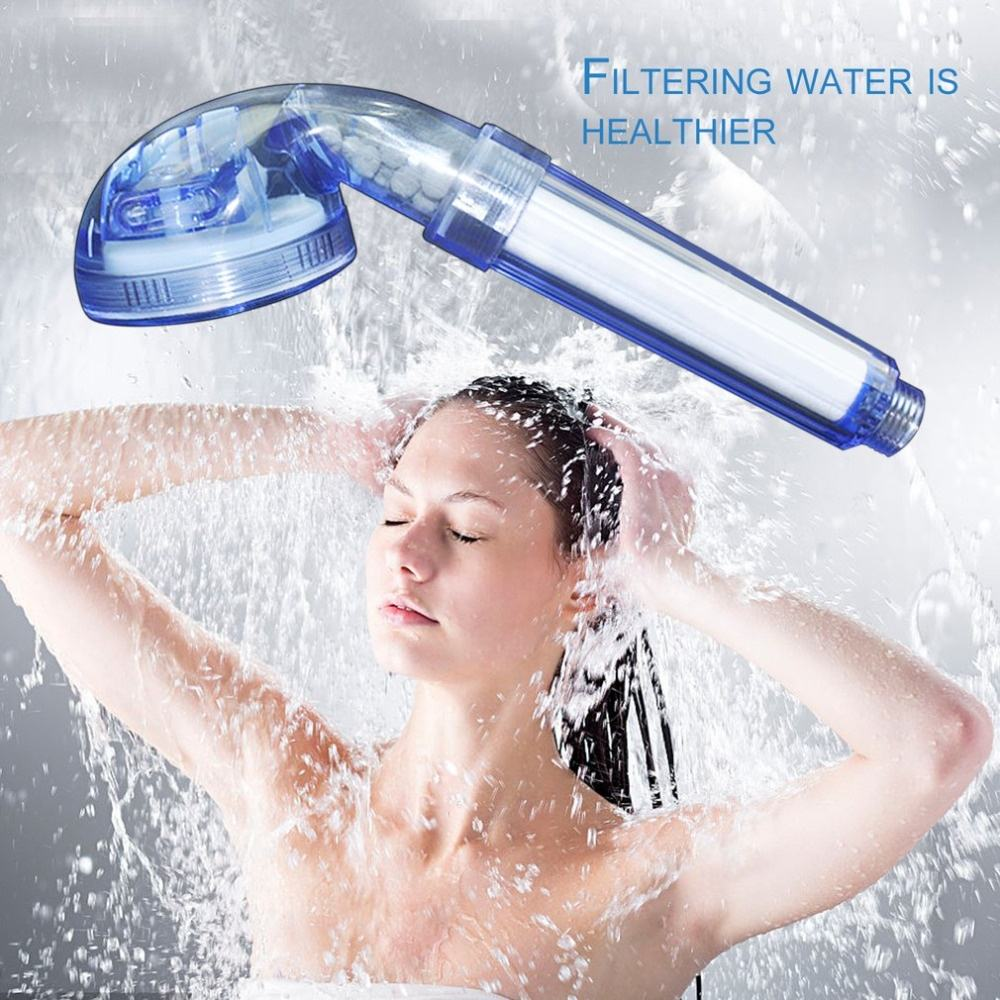 Environmental Trending Products Home Water Saving Shower Head Filter Cartridge Portable Size Home Bathroom PP Cotton