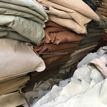 Stock beige, brown, tan, black color pig split leather for martin boots, shoes, genuine pig leather, pig second layer