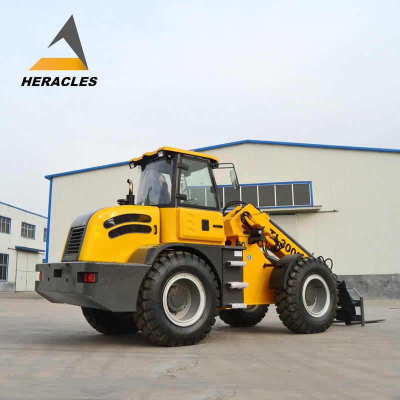 China made skip self telehandler loader with price
