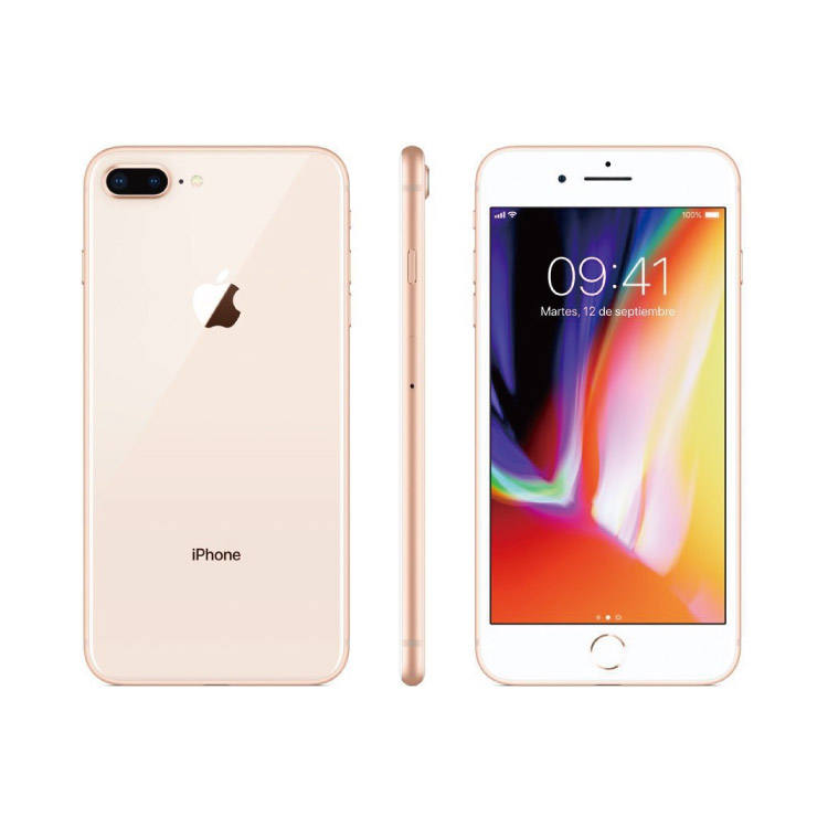 2019 Hottest Eco-Friendly Gold Plus 64GB B Grade 70% New Reused Mobile Phone For Iphone 8 Plus