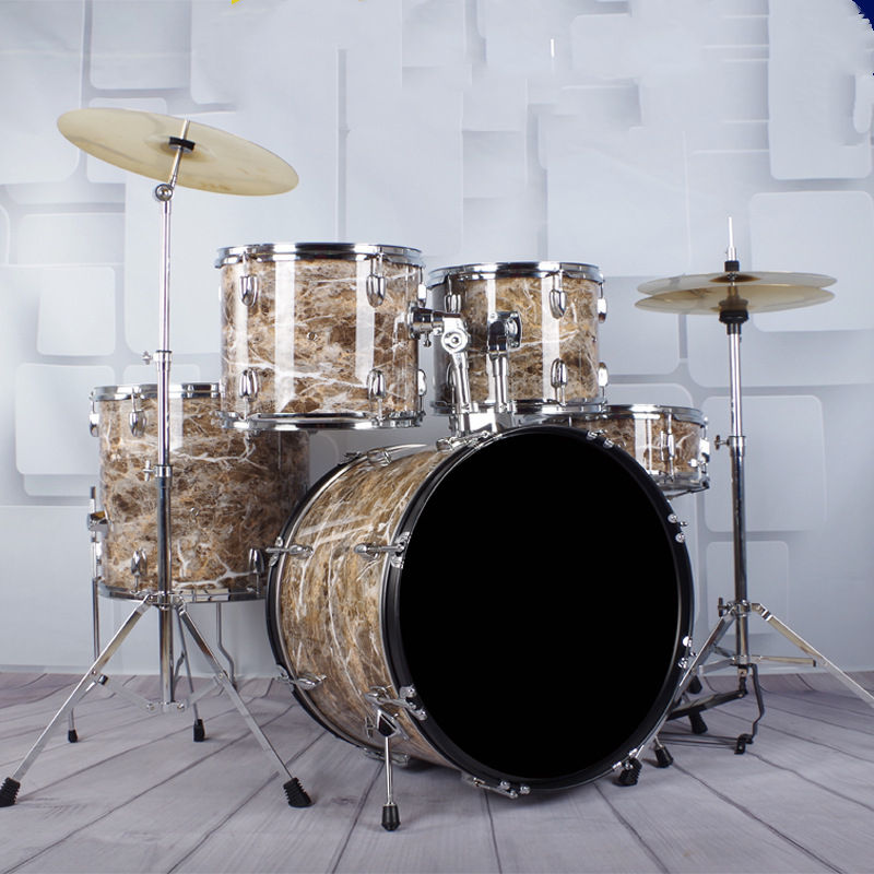 Hot selling Kids and adult musical instrument jazz drum set
