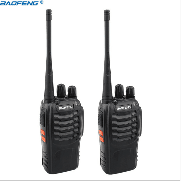 Baofeng BF-888S Lowest Price Long Range Walkie Talkies 888S Dual Band Radio VHF UHF