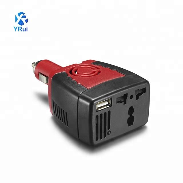 Power adapter 150W car inverter 12V to 220V / 110V power supply