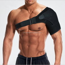 FDA Approved Adjustable Single Shoulder Brace Elastic Gym Sports Support Strap Wrap,orthopedic braces