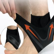 2019 hot selling Adjustable Nylon Hinged Quality Ankle Brace and Support For Sale