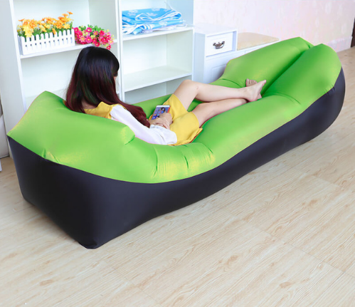 2020 trending products kids 210D polyester air cushion sofa for Amazon