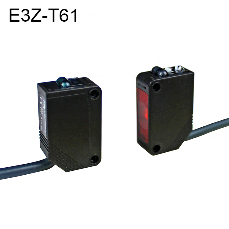 Through-beam Infrared Photoelectric sensor E3Z-T61