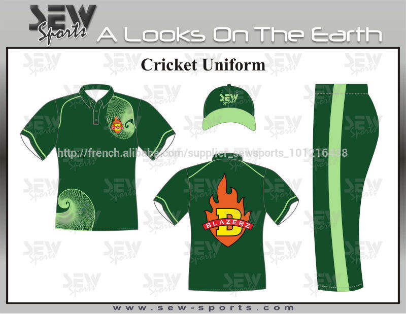 <span class=keywords><strong>sublimation</strong></span> shirt <span class=keywords><strong>cricket</strong></span> personnalisé