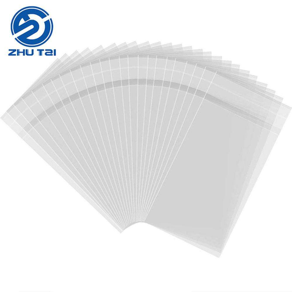 NEW 2000 OPP Resealable Plastic Wrap Bags for Standard 10.4mm CD Jewel Case