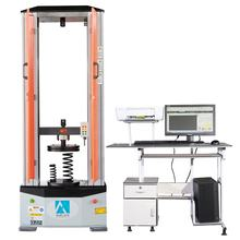 30/50/100KN Customized Computerized Spring Tension And Compression Testing Machine Spring Tester With Protective Cover