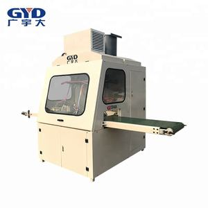 Wooden floor/pvc linear/Skirting board/ Door frame Automatic Paint Spraying Machine