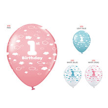 Hot sale branded promotional 12 inch round advertising latex air balloon