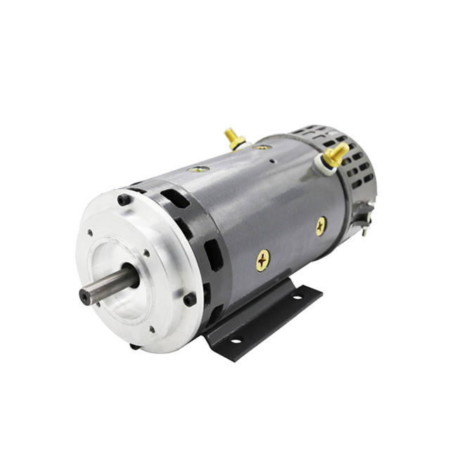 High Power 12V 3000W Direct Brush DC Motor Hydraulic