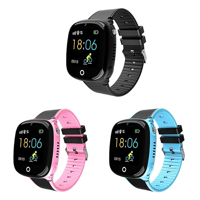 IP67 GPS+LBS Kids Smart Watch HW11 with Waterproof SOS gsm phone mobile watch GPS Tracker