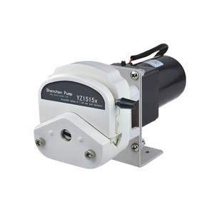 Low Pressure Vegetable Oil Transfer Peristaltic Pump