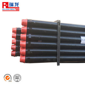 114mm 4.5 inches API 2-7/8IF DTH drill pipe for DTH drill rig for rock mining