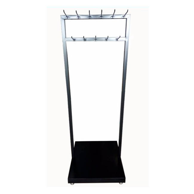 shopping store online floor stand rack metal karate belt display