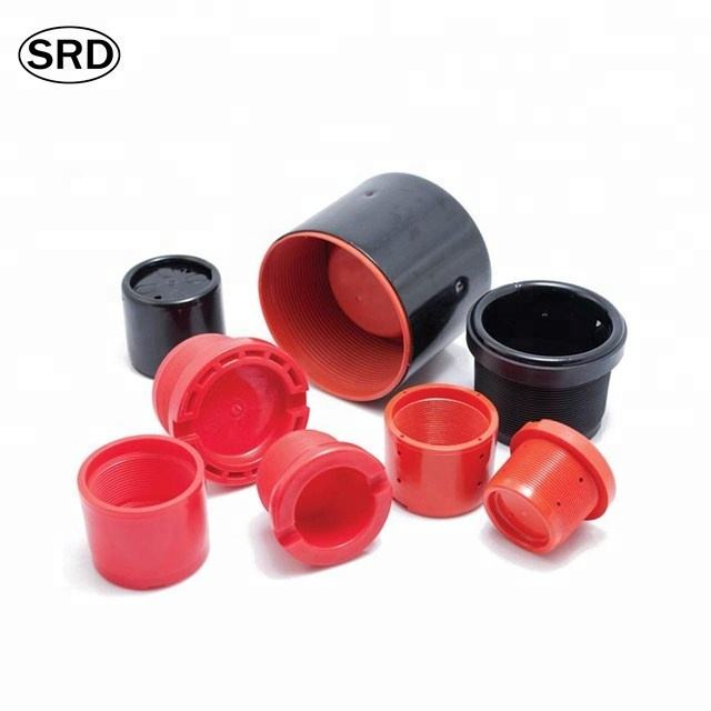 Steel/Plastic Thread Protector Cap for Tubing/Casing/Drilling pipe