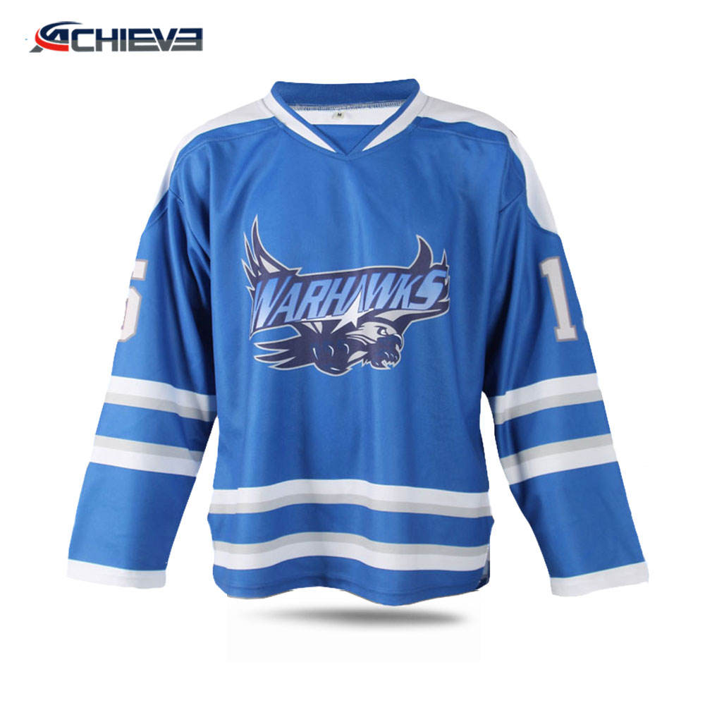 St louis blues jersey hokey