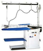 Vacuum steam clothes electric iron press ironing machine,iron table,body portrait machine(CE&ISO)
