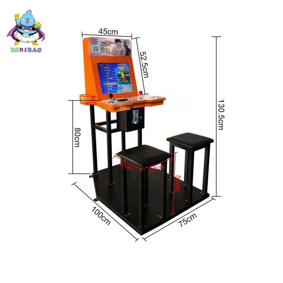2020 Dinibao Game Center Apparatuur 1500 In1 Video Game Console 2 Spelers Voor Arcade Machine