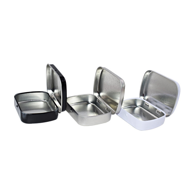Airtight Metal Mint Candy Favor Tin Boxes Wholesale