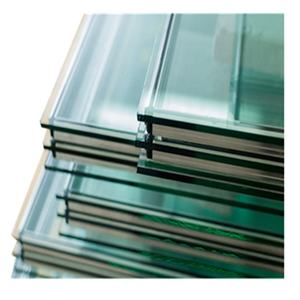 High Insulation Triple Glazed Glass Insulated Panel With Argon