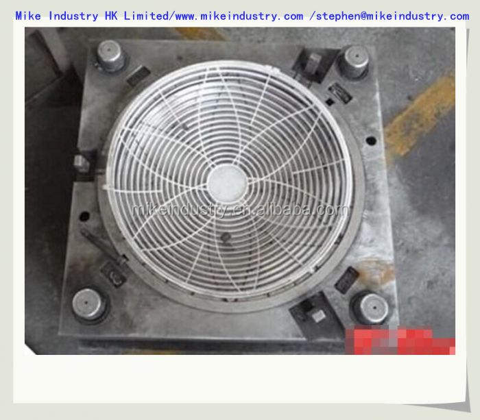 Electric fan plastic parts injection molds and processing suppliers
