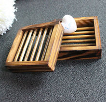 handwork Bamboo soap dish Creative soap dish wholesale soap box SD5004