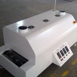Small SMT Reflow oven PCB Soldering machine with Three-zone Heating