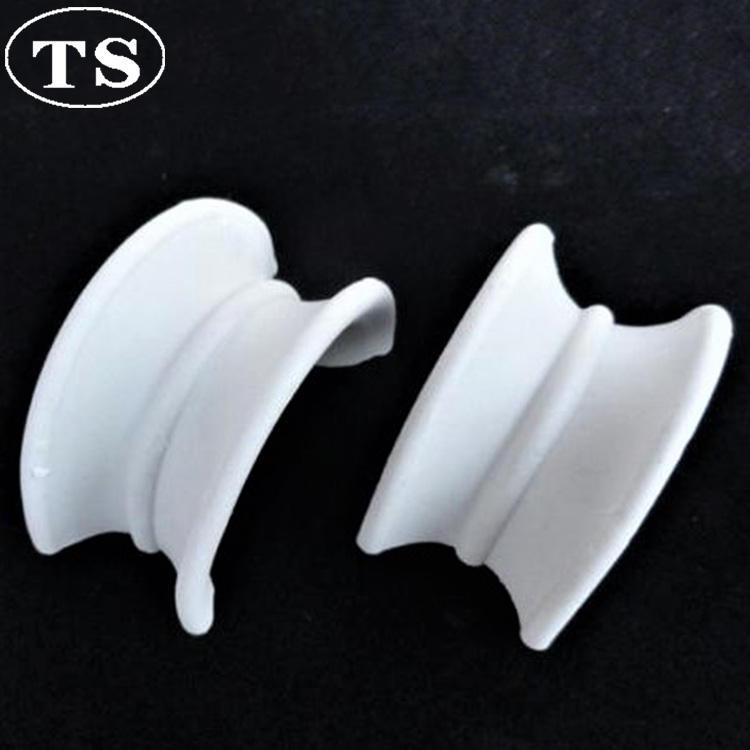 Fábrica china cerámica 50mm 16mm intalox anillo con precio competitivo
