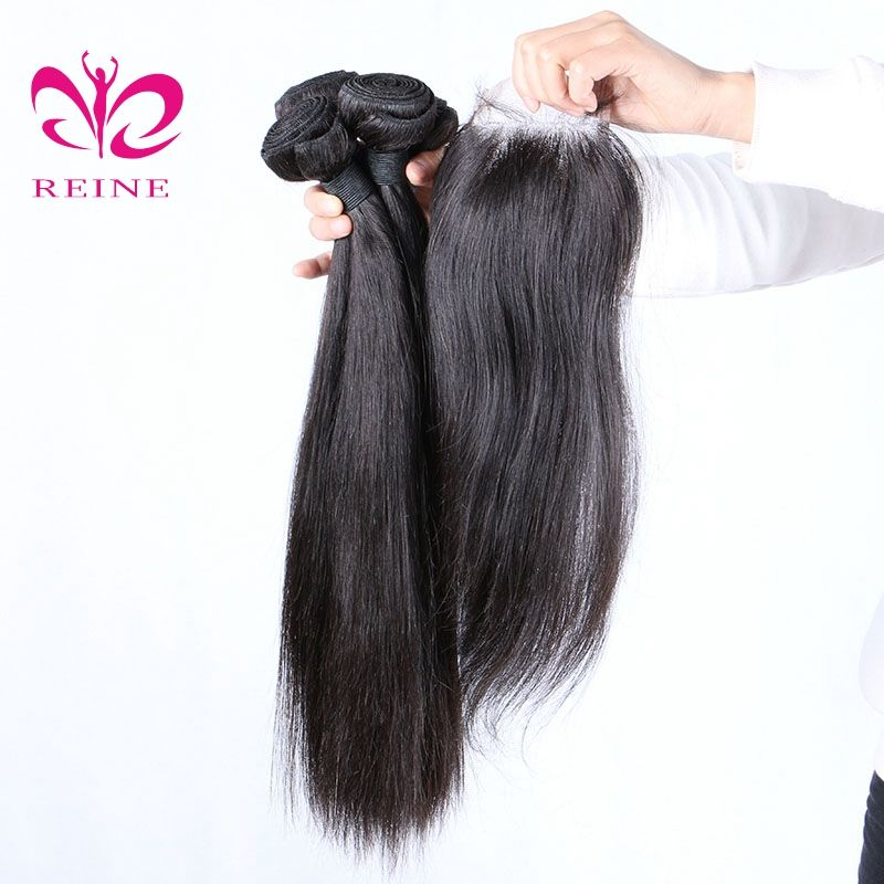 9a &10a grade virgin hair remy peruvian hair bundles with closure,100 remy peruvian human hair unprocessed wholesale