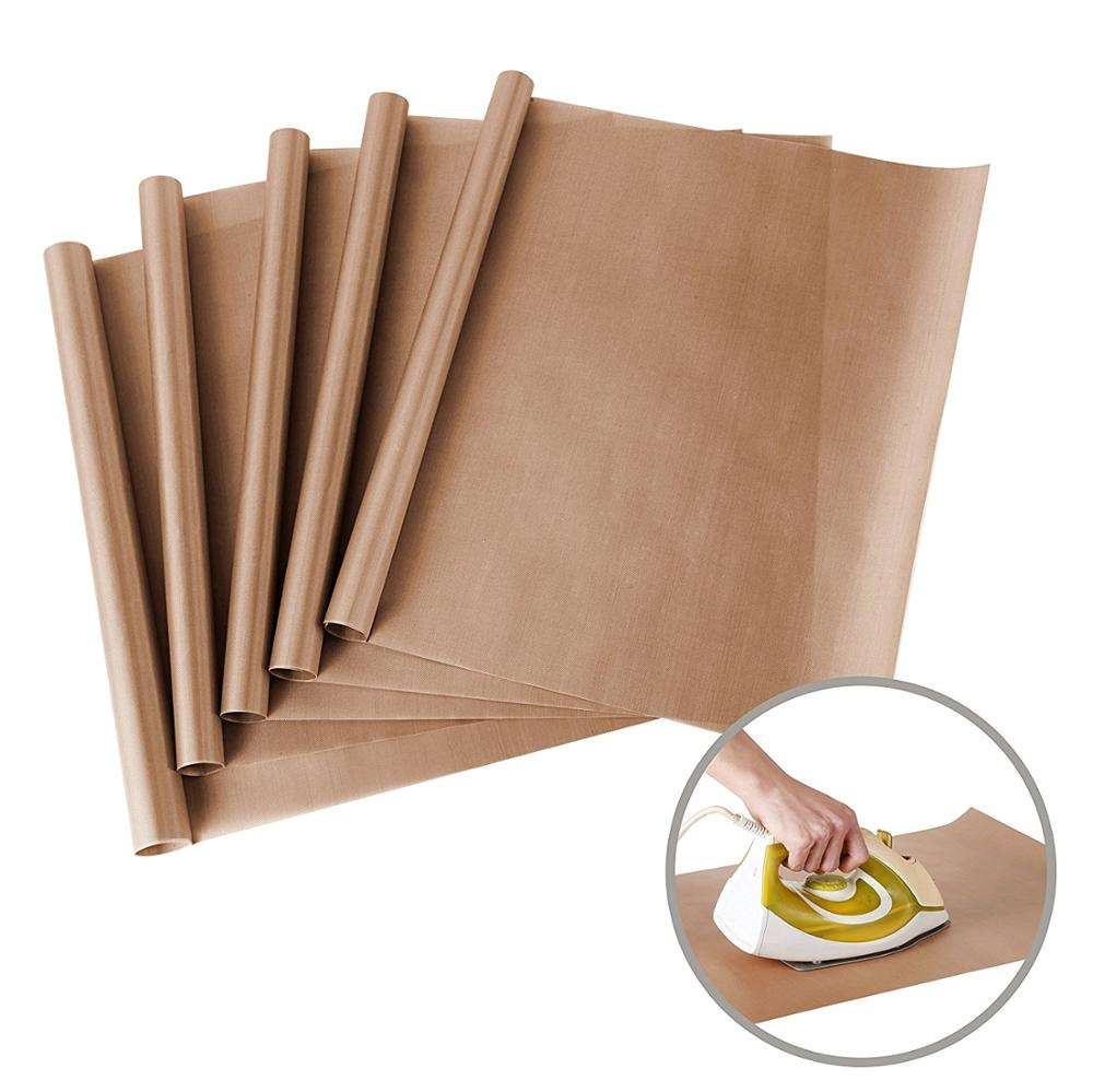 "3 Pack - Non Stick 16 x 20"" Heat Transfer Paper Reusable Heat Resistant Craft Mat - Heat Press Paper"