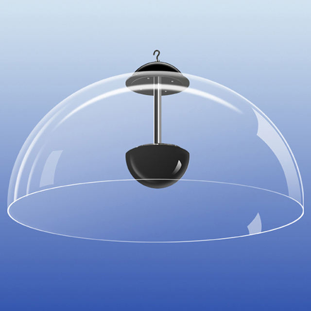 30' inch directional sound domes speaker