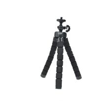 custom high quality Portable and Cheap Sponge  Octopus Mini Tripod Support Stand Sponge