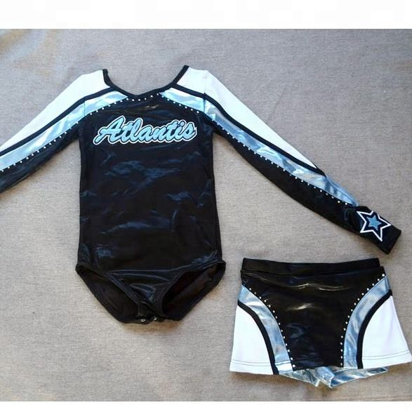 2018 costumi cheerleader per cheerleading