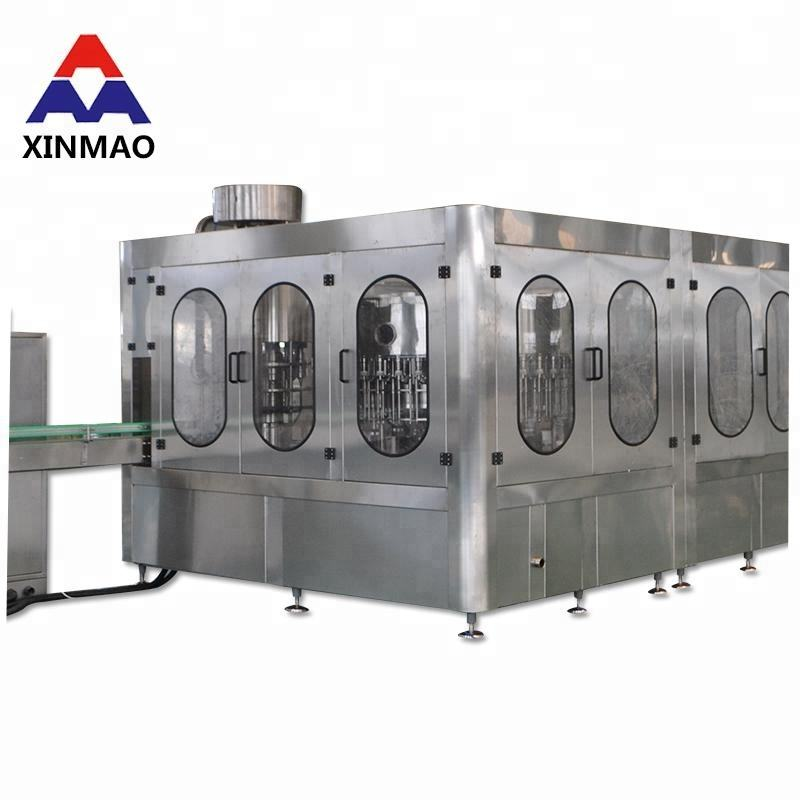 Full Automatic Beverage/ Water/Fruit Juice filling machine ,pure water production equipment,small commercial water treat