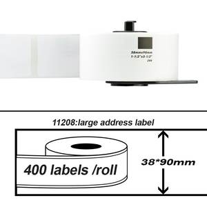 Resistant To Scratches Labels Barcode Paper Stickers