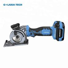 18V/20V Cordless high quality electric hand-held mini plunge saw