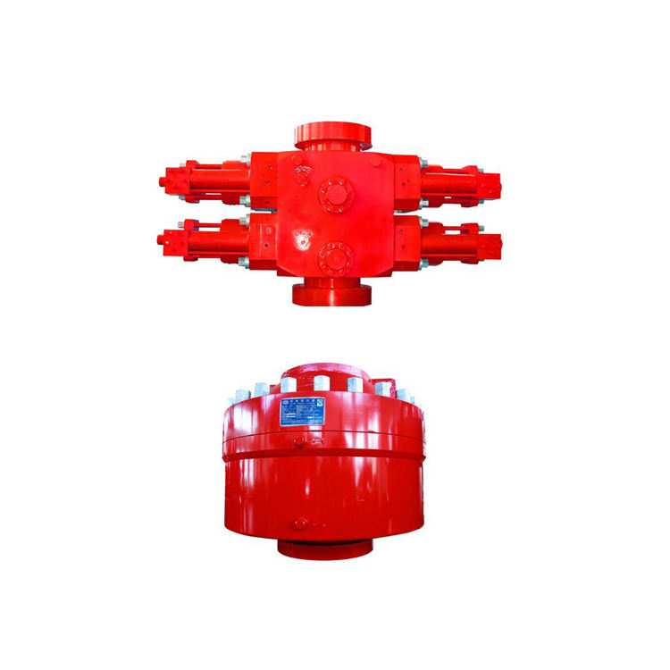 API 16A annular Blowout Preventer / BOP packing element for oilfield wellhead control