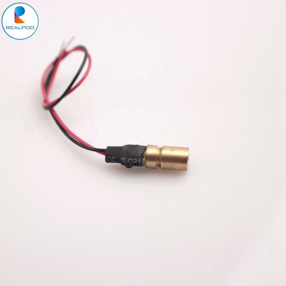650nm 1mw red laser diode module