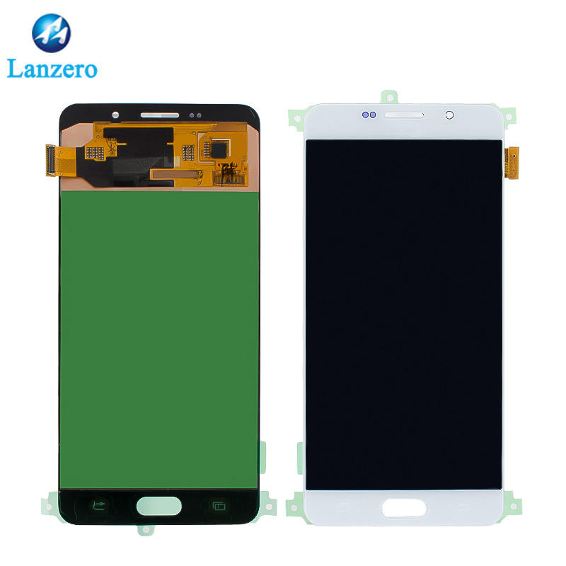 Per la galassia a7 2016 display, per samsung galaxy a7 2016 lcd touch screen
