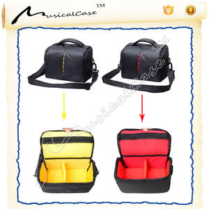 High grade Polyester Professional backpack camera bag carrying outdoor sport style