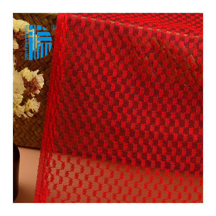 100% Polyester Long Patterning Repeats Variations Ground Jacquard Fabric