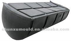 Rotomoulded for Pontoon boat , PE Floating pontoon by rotomold manufacturing