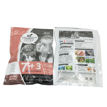 Manufacturerbest Quality Eco Friendly Material Laminated Food Plastic Packaging Bag Pet Food Bag