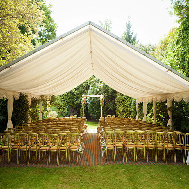 China 40 x 60 luxury wedding party tents for sale