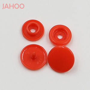 Hot Sale Colorful Eco-friendly Resin Jacket Metal And Plastic Snap Buttons