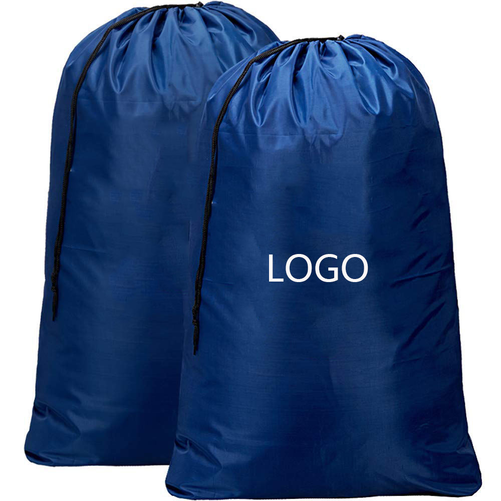 Wholesale waterproof cheap dry cleaning nylon hotel laundry bag,polyester laundry bag