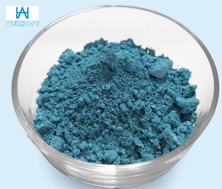 Glaze powder of Turkey Blue glaze ceramic Pigment